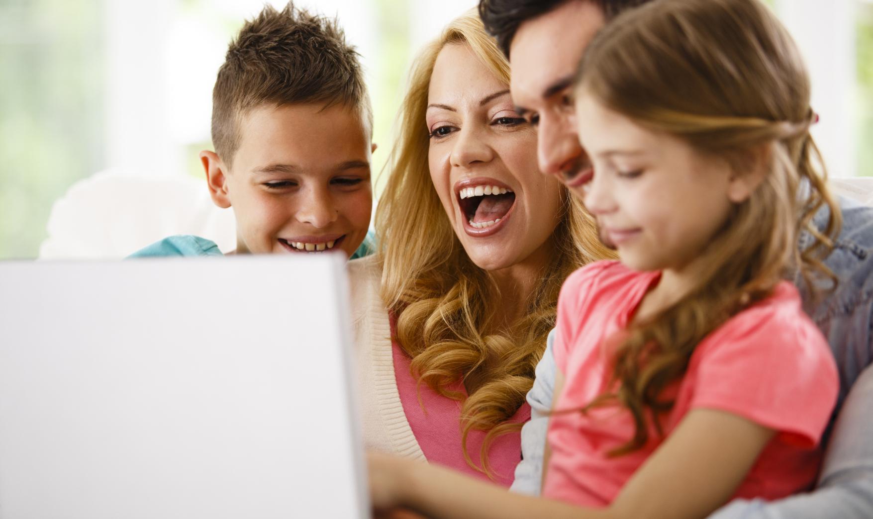 Sicherer Umgang für Kinder im web