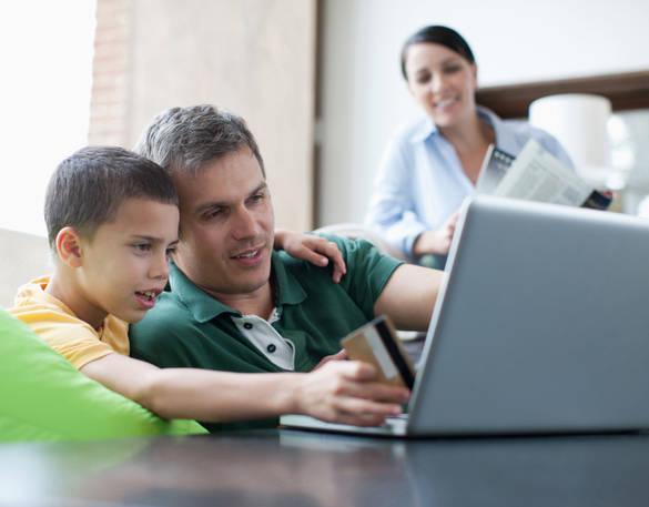 Begleitung des Kindes im Internet