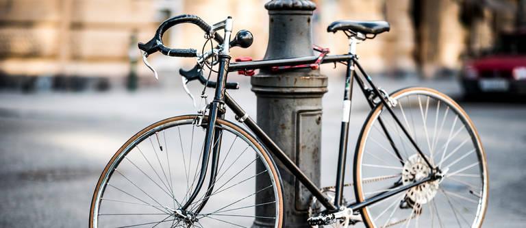 Smartes Fahrradschloss im Test