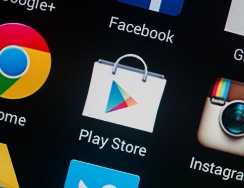 So schränken Sie Inhalte im Google Play Store ein