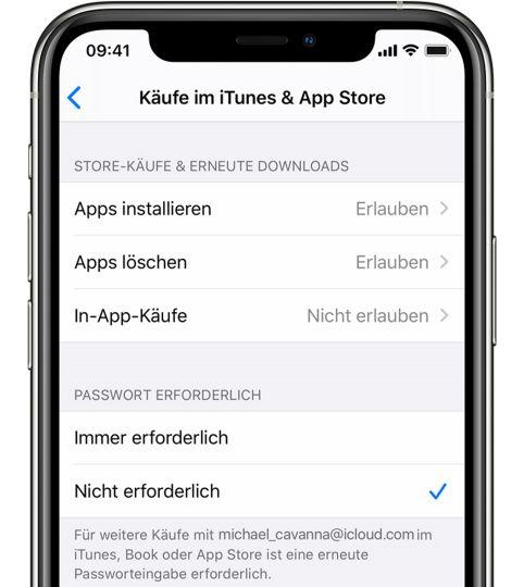 Das iPhone kindersicher machen: Kinder- und Jugendschutz bei Apple