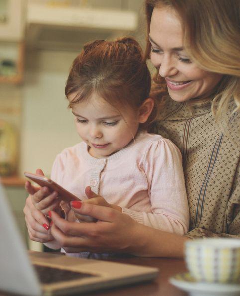 Einrichtung der Kinder-Sicherung am Kinder-iPhone