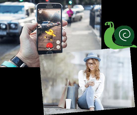 Ist das Internet auf dem Smartphone langsamer?