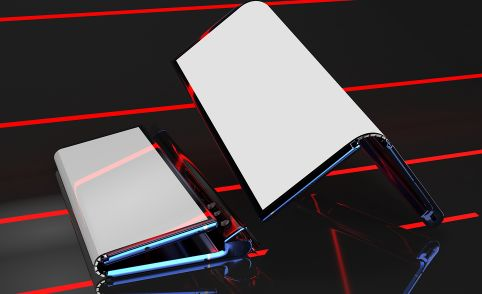 Samsung Galaxy Z Fold3: S-Pen mit flexiblem Glas?