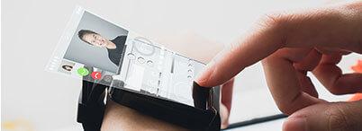 Genügend Internet für Smartwatch und Smartphone