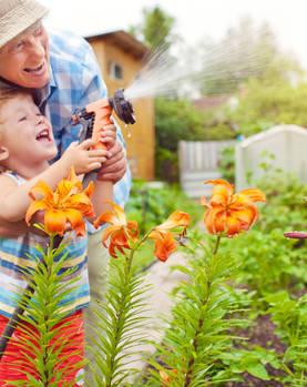 Der eigene Garten der wohl nachhaltigste Urlaubsort der Welt