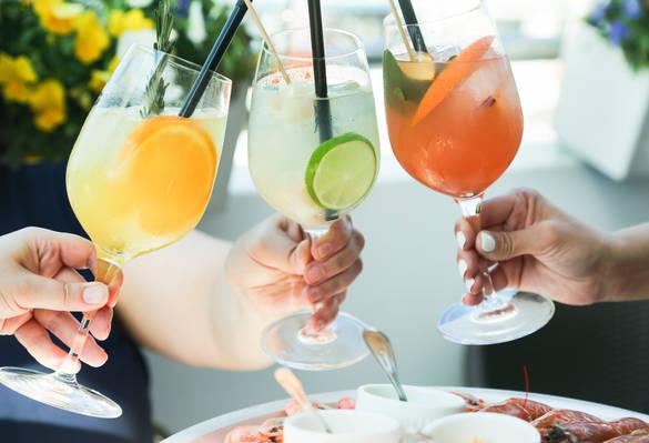 Cocktail Recipes: Sommerdrinks, die nach Karibik schmecken