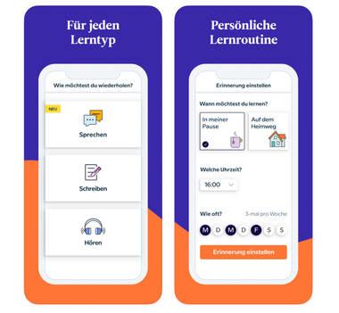 Babbel – Die App für interaktives Sprachen lernen