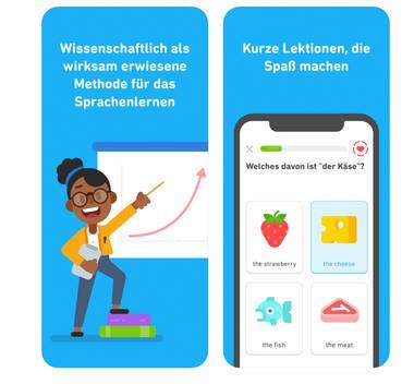 Duolingo – die kostenlose Sprachlern-App