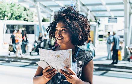 Städtereisen mit Apps planen