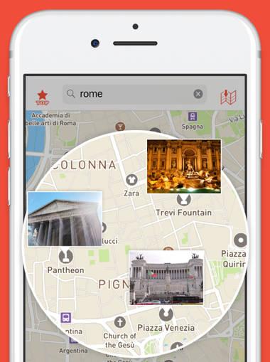 CityMaps2Go – Stadtplan-App mit zahlreichen Offline-Funktionen