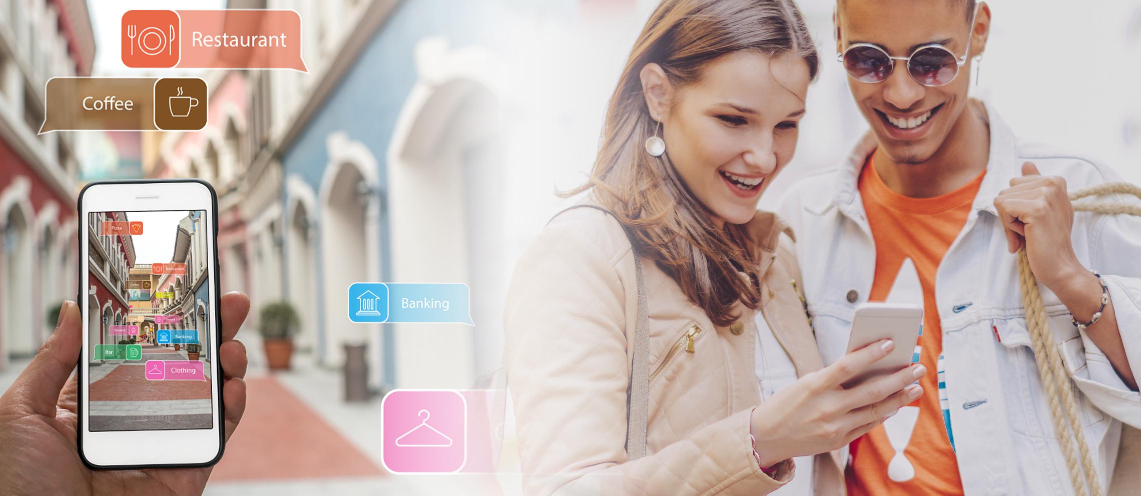 Städteführer-Apps