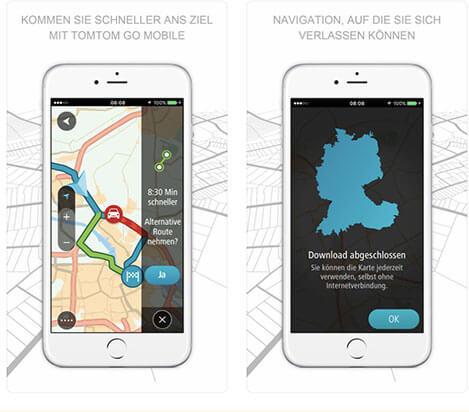 TomTom GO Mobile App