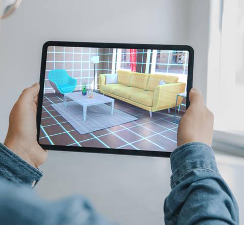 Erweiterte Realität (XR) - Virtual und Augmented Reality