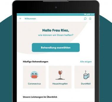 TeleClinic – Tschüss Wartezimmer. Hallo Online-Arzt.