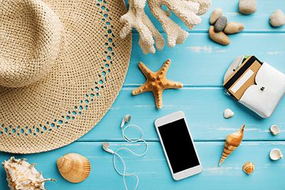 Urlaub ohne Mobiltelefon undenkbar