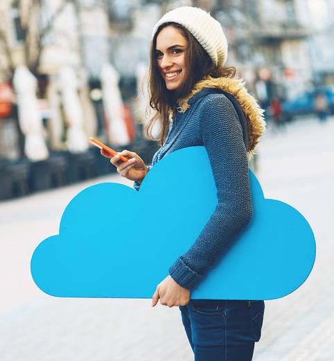 Dropbox – zwar hoher Bekanntheitsgrad aber kaum kostenlose Cloud Speicher Funktionen