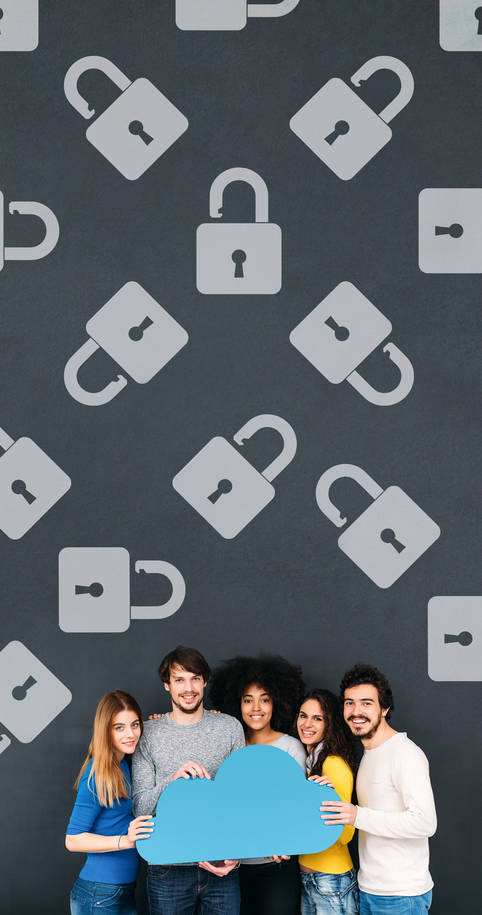 Verschlüsselung für Online-Speicher – auf Nummer sicher gehen