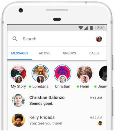Facebook Messenger – auf vielen Geraeten wiederzufinden & sehr beliebt