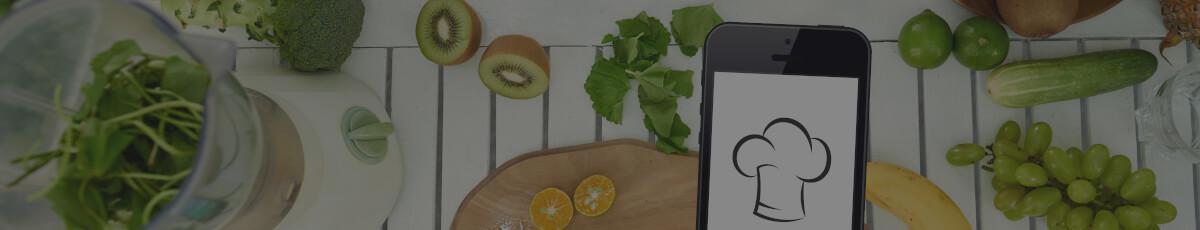 Titelbild Magazin-Artikel Das Smartphone als Küchenchef