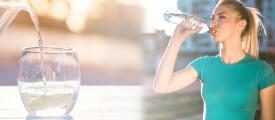 Gesund und munter mit Trink Apps
