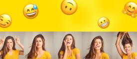 Emojis, Smileys und Emoticons