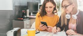 Jobsuche per Smartphone