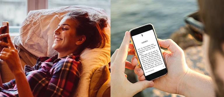 Die besten Lese-Apps