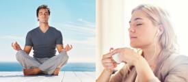 Meditations Apps für innere Ruhe und Entspannung