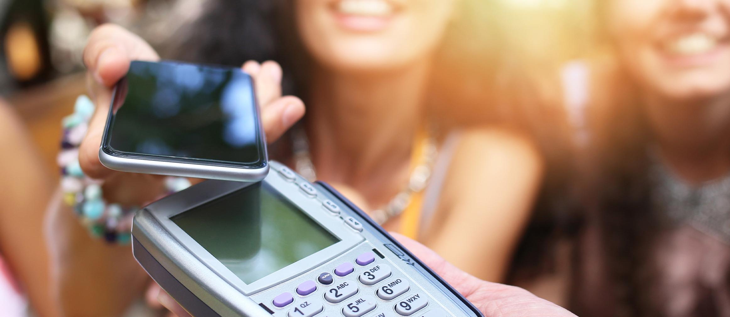 Bezahlen per Handy