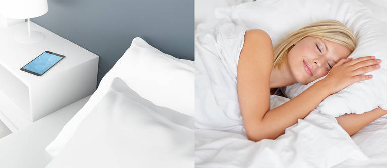 Besserer Schlaf dank Schlaf-Apps