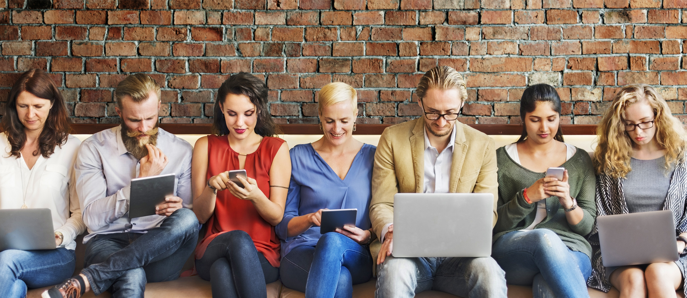 6 typische Smartphone-Charaktere
