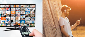 Live TV Streaming Apps