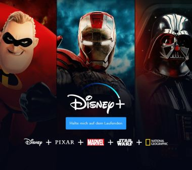 Disney Video-on-Demand-Streaming-Dienst