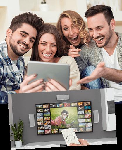 Auswahl Streaming besser als Fernsehen