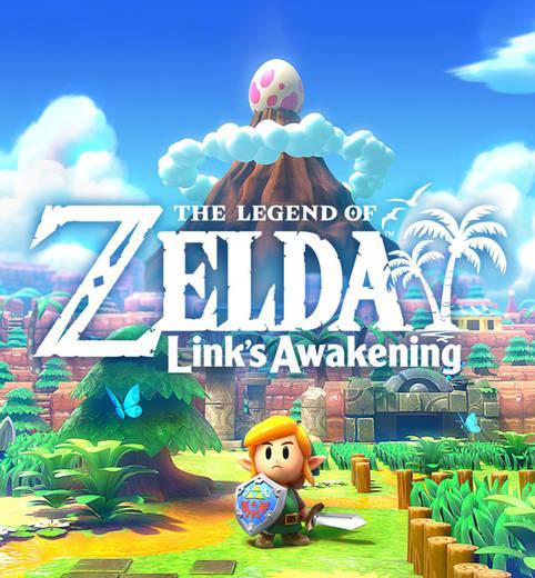 The Legend of Zelda: Link`s Awakening