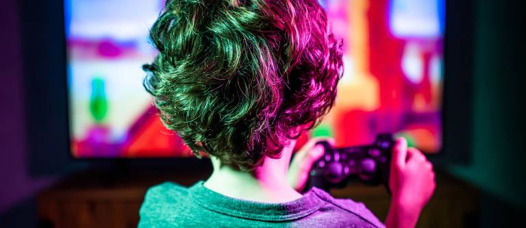 Video-Spiele für Kinder