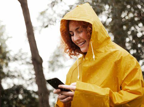 Wasserdichte Smartphones von Samsung und Sony