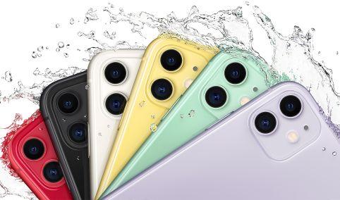 iPhone 7: Apple startete früh mit wasserdichten Modellen