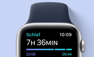 Schlaftracking in der neuen Beta von watchOS 7