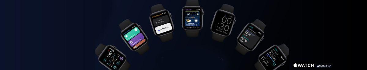 Apple watchOS 7 – die neue Beta Version