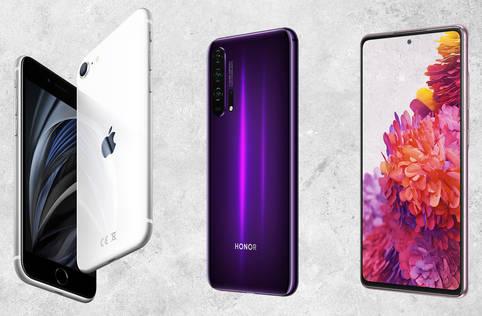Welche Smartphone-Preiskategorie kann ich mir leisten?