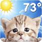 Weather Kitty - Wetterkätzchen statt Wetterfrosch