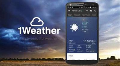 Wolkenradar App