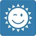 YoWindow - das aktuelle Wetter liebevoll animiert