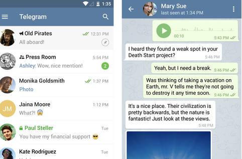 WhatsApp Alternativen im Vergleich