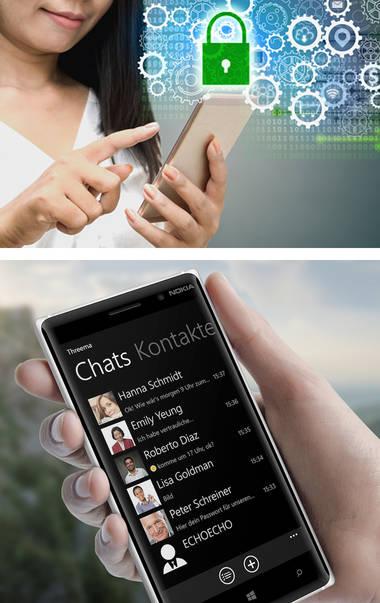 Threema - die WhatsApp Alternative aus den Alpen