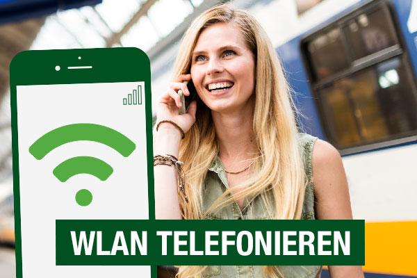 WLAN Telefonieren