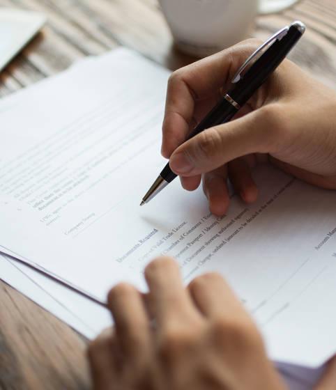 7. Tipp: Vorbereitung ist die halbe Miete: Aussagekräftige Bewerbungsmappe vorbereiten