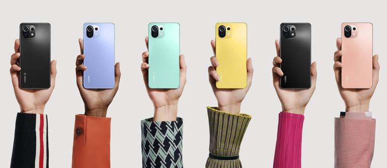 Was kann das Xiaomi Mi 11 Lite 5G?
